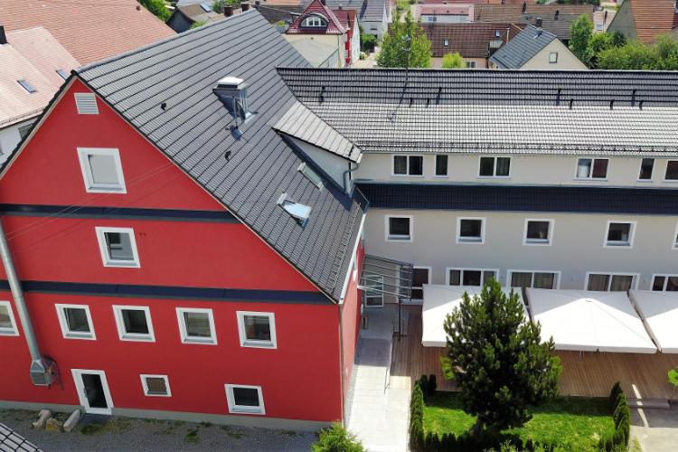 Ansicht von draussen - Landgasthof Zahn